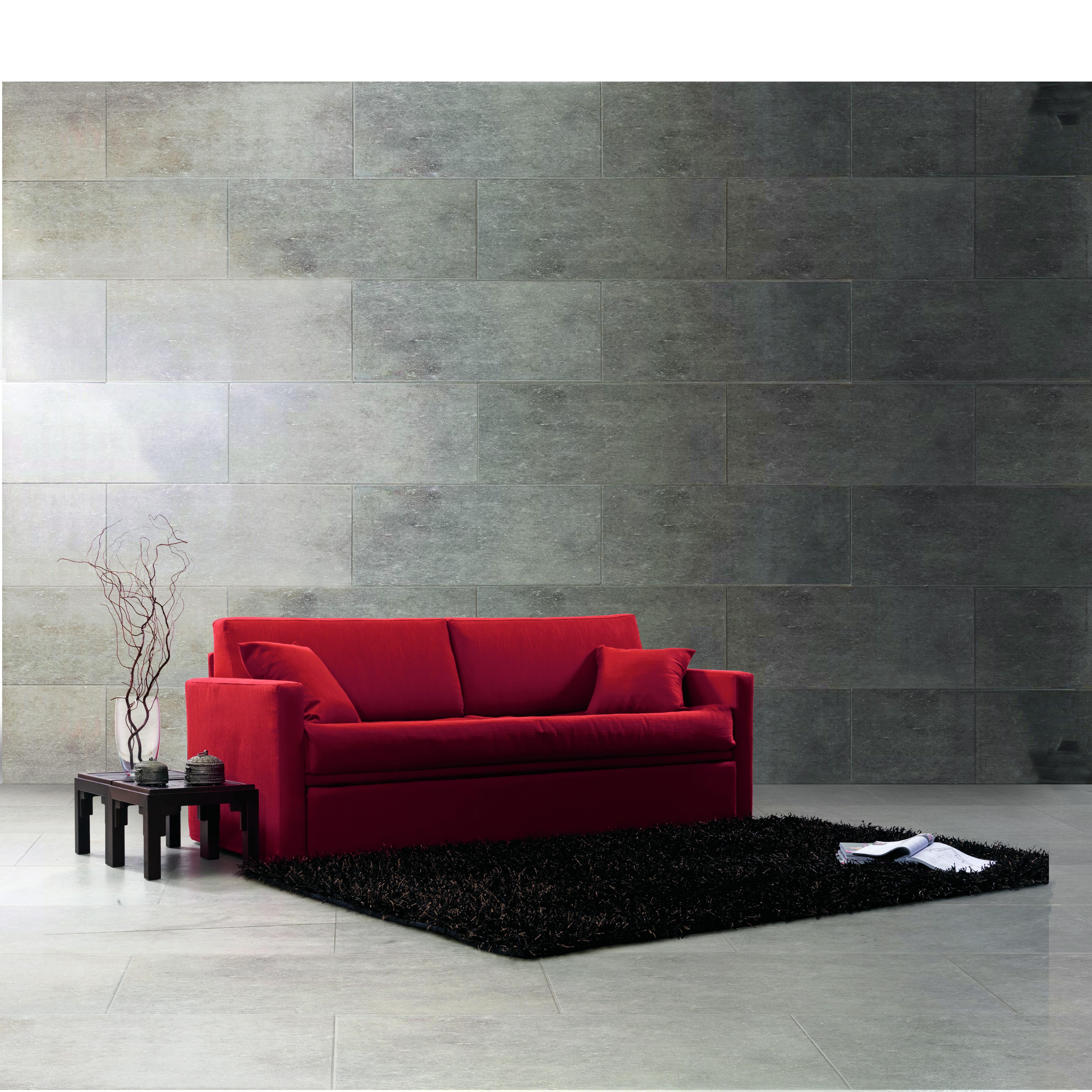 Tender divano letto con estraibile materassi mca - Divano letto prezzi convenienti ...