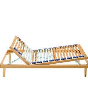 rete telaio in legno riposella alzatesta-piedi manuale