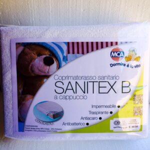 coprimaterasso impermeabile SANITEX